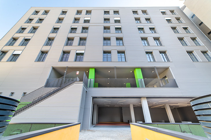 Madrid se suma a la construcción sostenible y la eficiencia energética