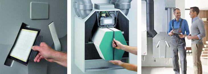 Mantenimiento sistemas de ventilación