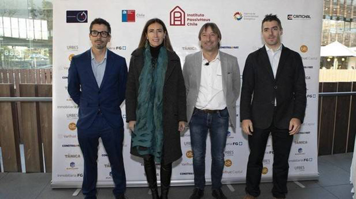 Conferencia Passivhaus Chile