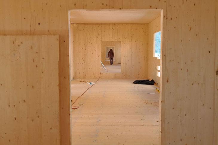 Vivienda sostenible Passivhaus