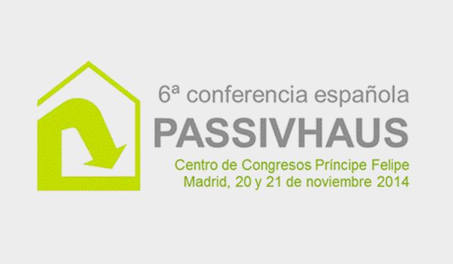 6ª conferencia española PASSIVHAUSS