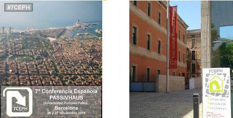 Nos vemos en la 7ª Conferencia Española Passivhaus