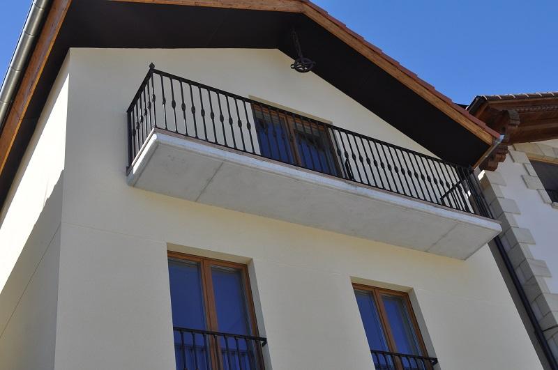Urdiain, una vivienda eficiente