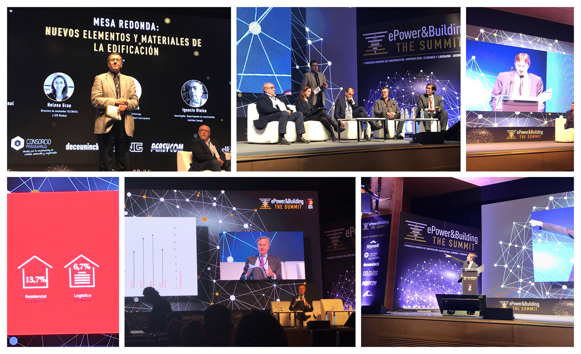 epower & building THE SUMMIT, resumen de la primera jornada