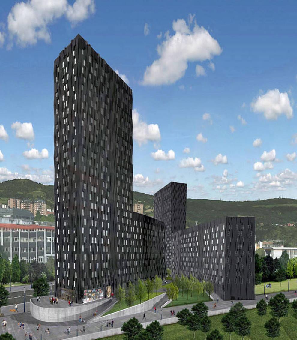 Onhaus participa en la construcción del edificio Bolueta, passivhaus más alto del mundo