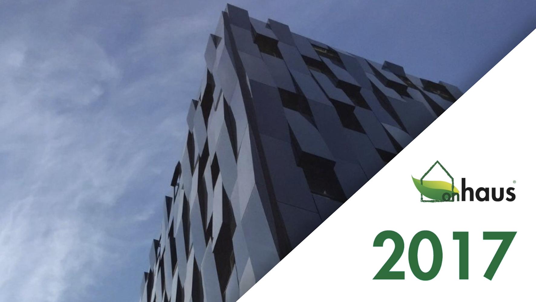 2017 Un año lleno de proyectos y encuentros PassivHaus y EECN