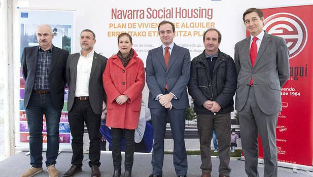 Navarra Social Housing, edificación sostenible para alquiler social