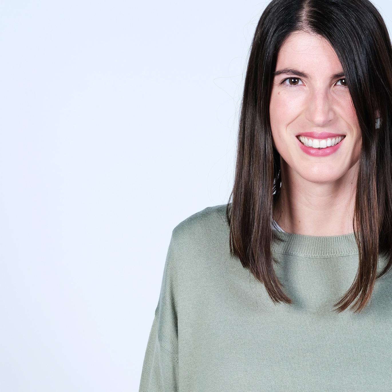 Retrato deSaioa Sanz