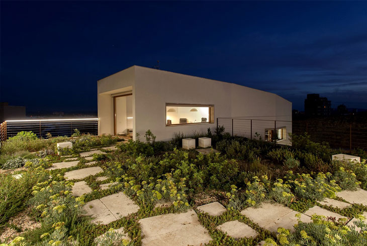 casa pasiva mediterraneo